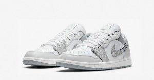Nike Air Jordan 1 Low Berlin Grey