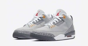 Nike Air Jordan 3 Cool Grey CT8532-012