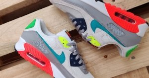 Nike Air Max 90 Evolution Of Icons