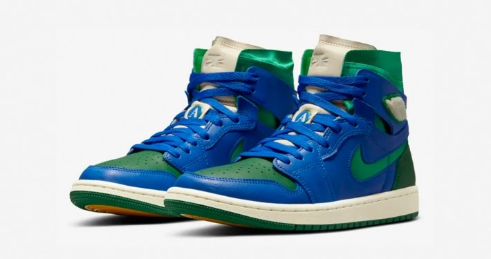 Aleali May x Nike Air Jordan 1 Zoom Califia