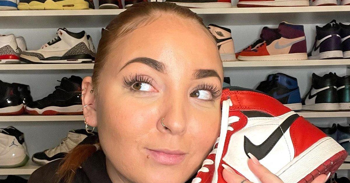 Sneakerhead: Camilla Schmidt
