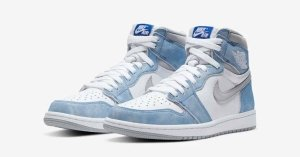 Nike Air Jordan 1 Hyper Royal 555088-402