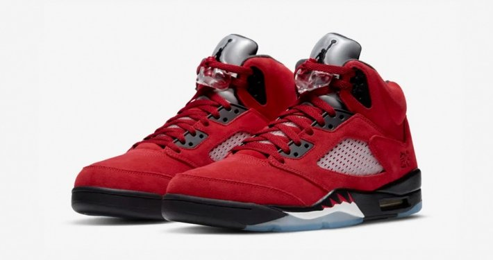 Nike Air Jordan 5 Toro Bravo