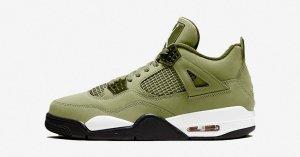 Nike Air Jordan 4 Desert Moss DJ5718-300