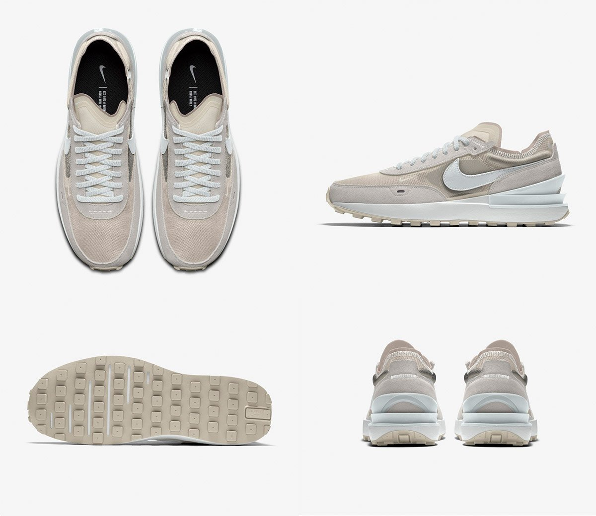 Design dine egne Nike Waffle One By You