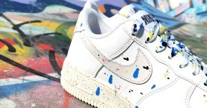 Unboxing: Nike Air Force 1 Low Paint Splatter