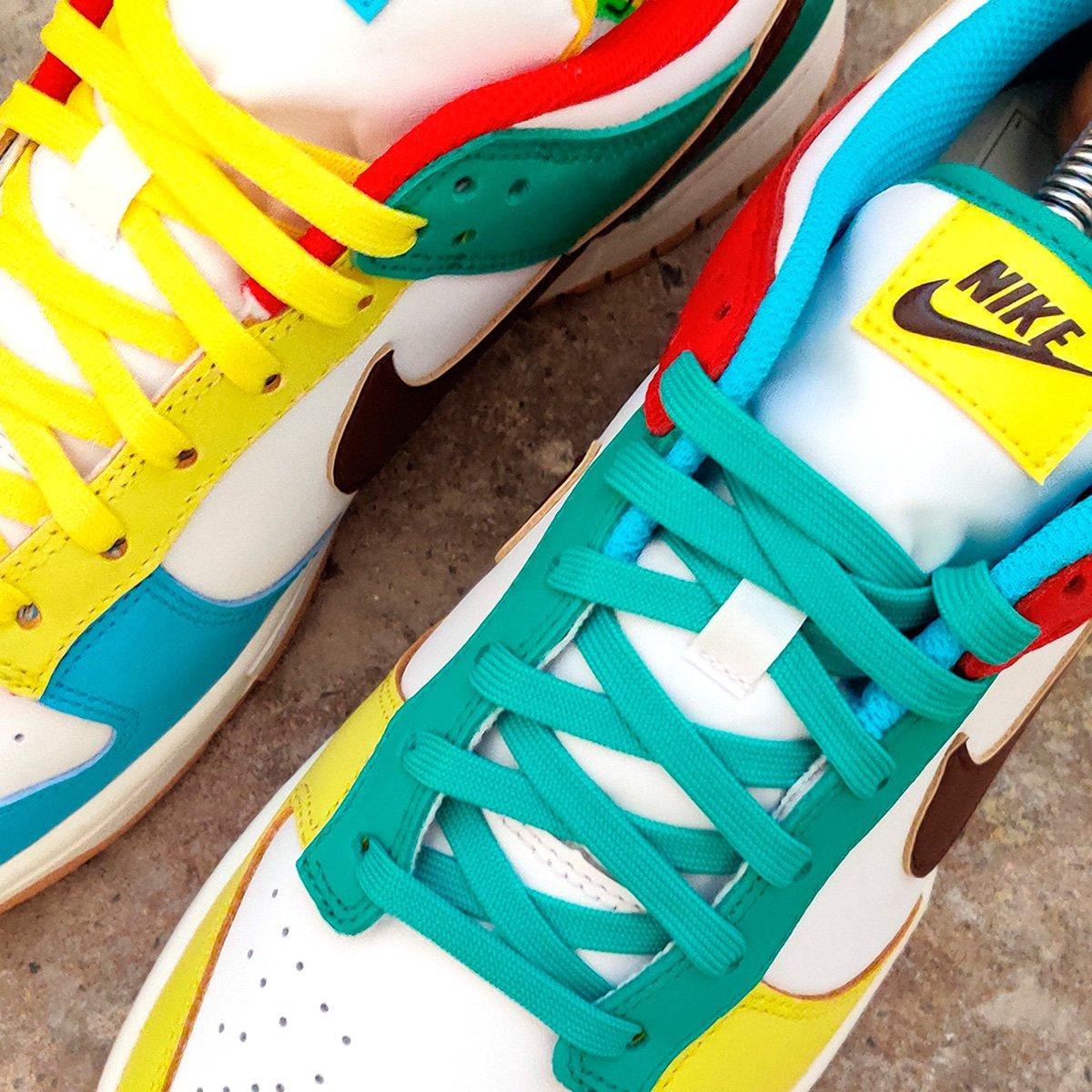 Nike Dunk Low Multi