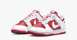 Nike Dunk Low University Red DD1391-600
