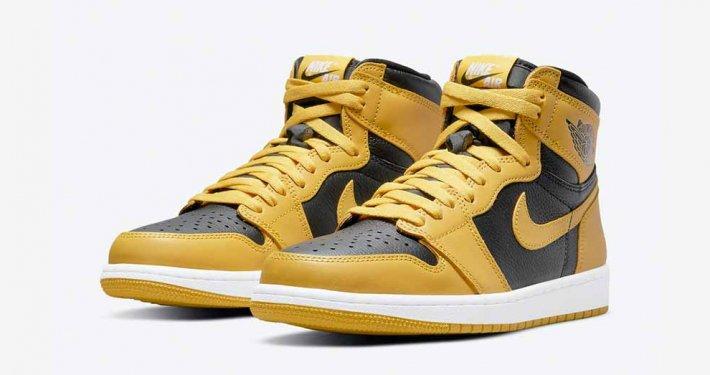 Nike Air Jordan 1 High Pollen 555088-701