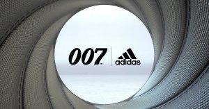 James Bond x Adidas Ultra Boost