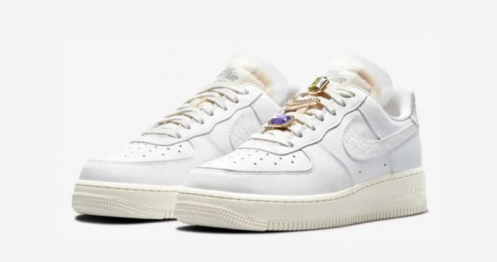 Nike Air Force 1 Low Jewels DN5463-100