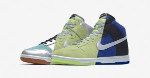 Design dine personlige Nike Dunk High By You