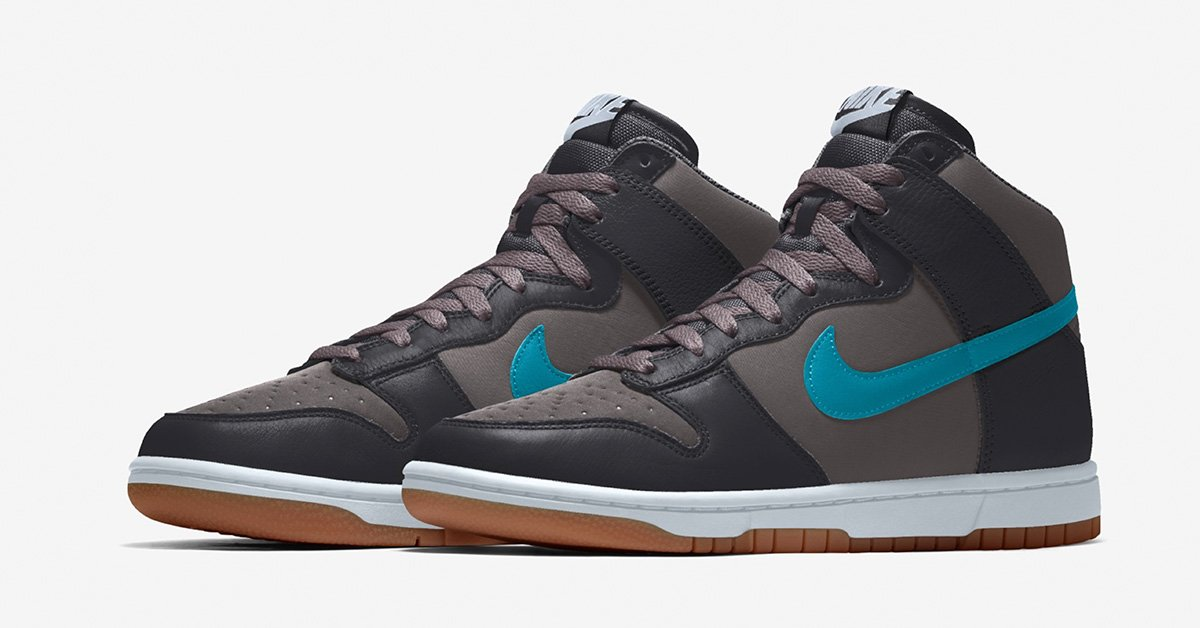 Nike Dunk High By You