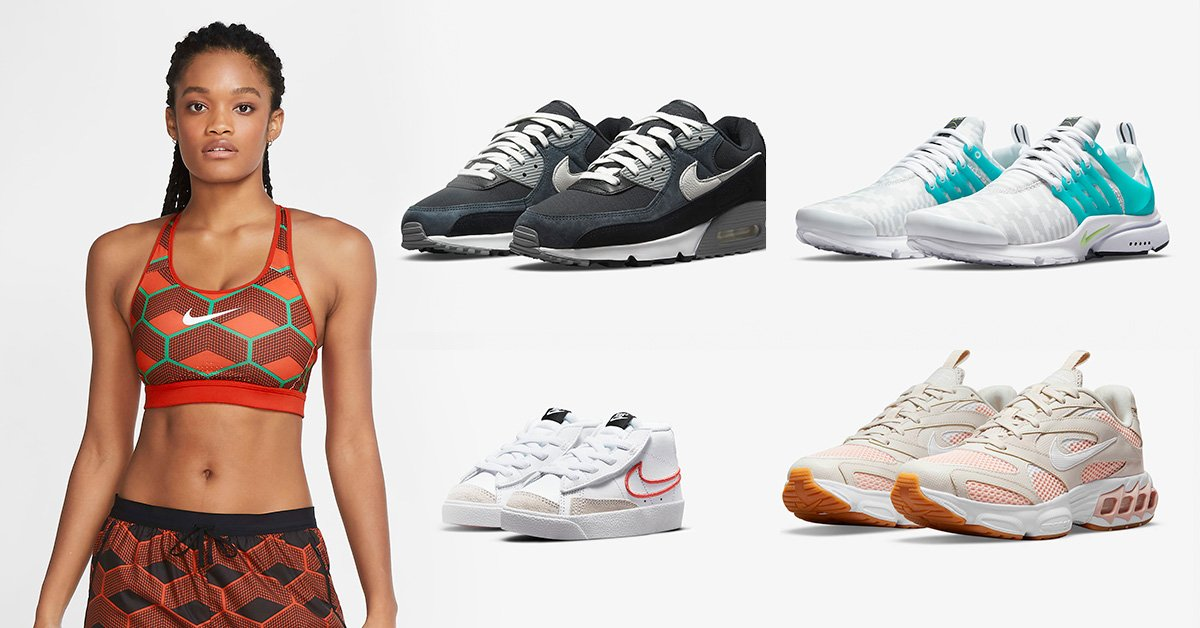 Udsalg i Nike Store