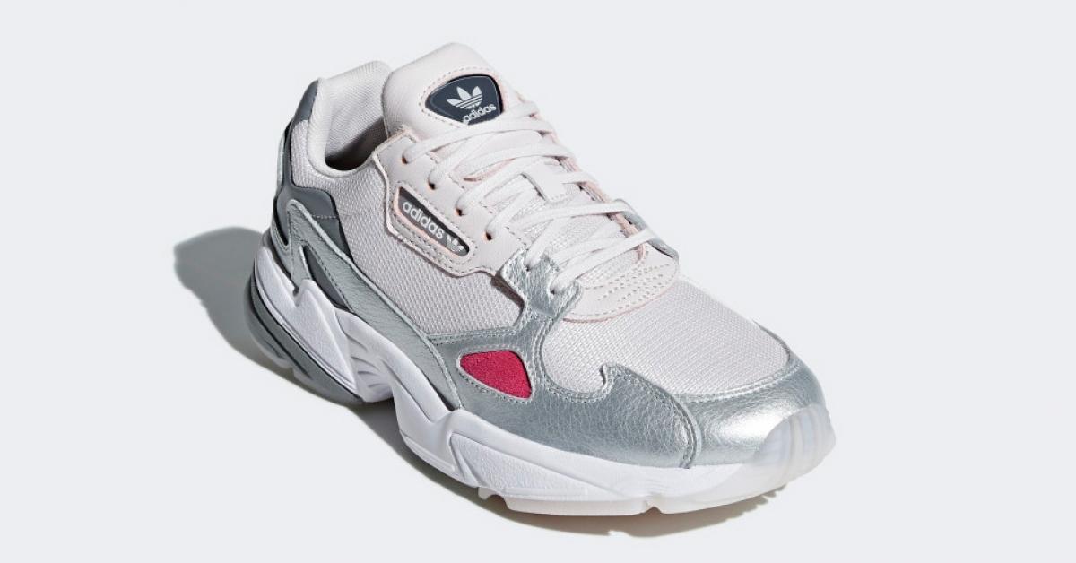 Adidas Falcon Sølv til kvinder D96757