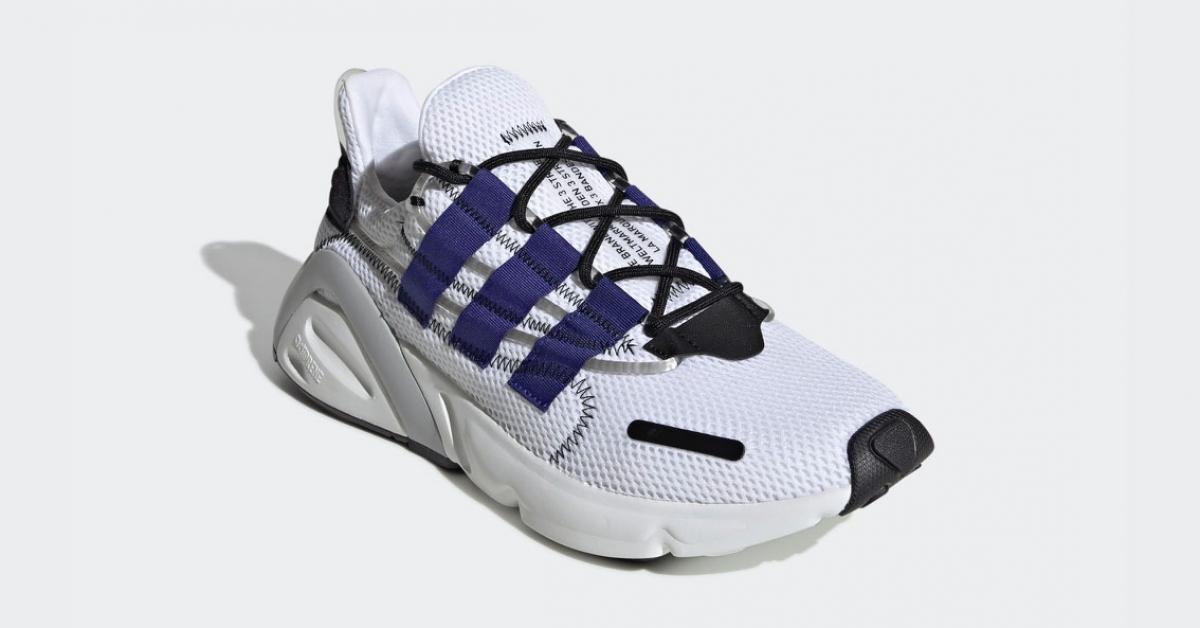 Adidas LXCON Hvid Blå Cool Sneakers