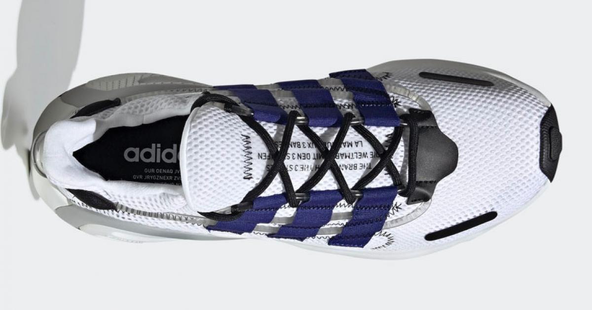 Adidas LXCON Hvid Blå DB3528