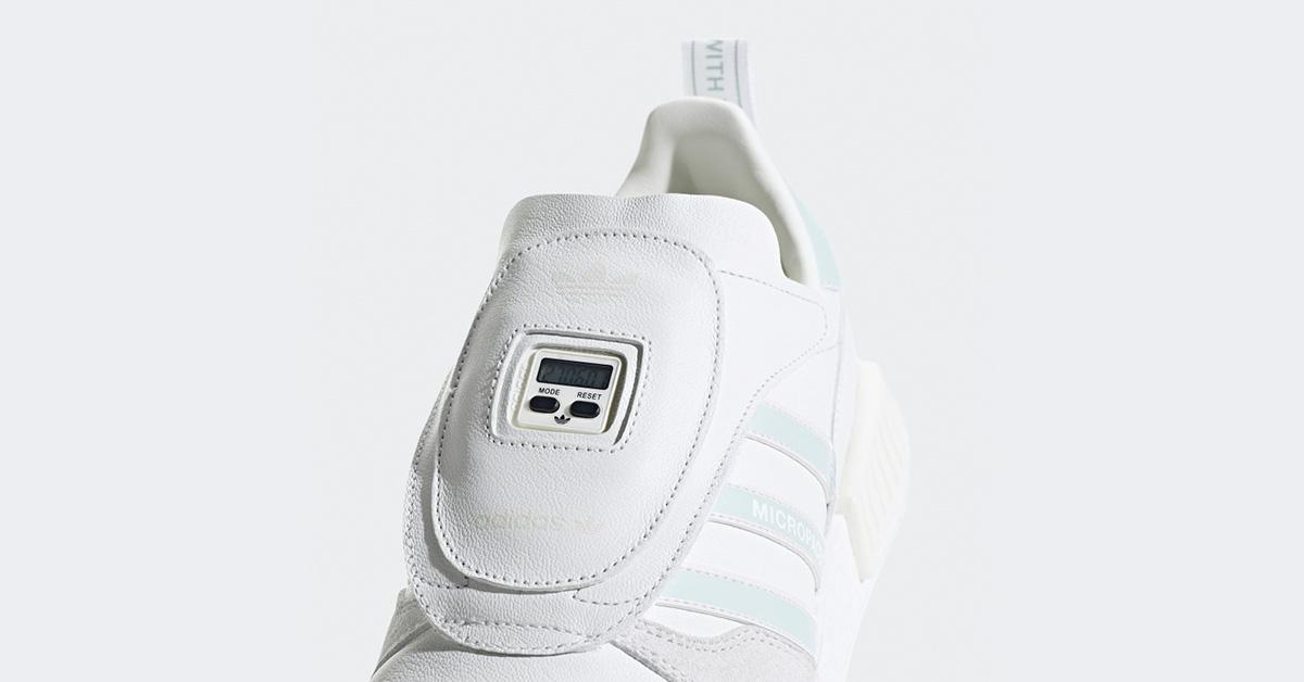 Adidas Micropacer x R1 Hvid G28940