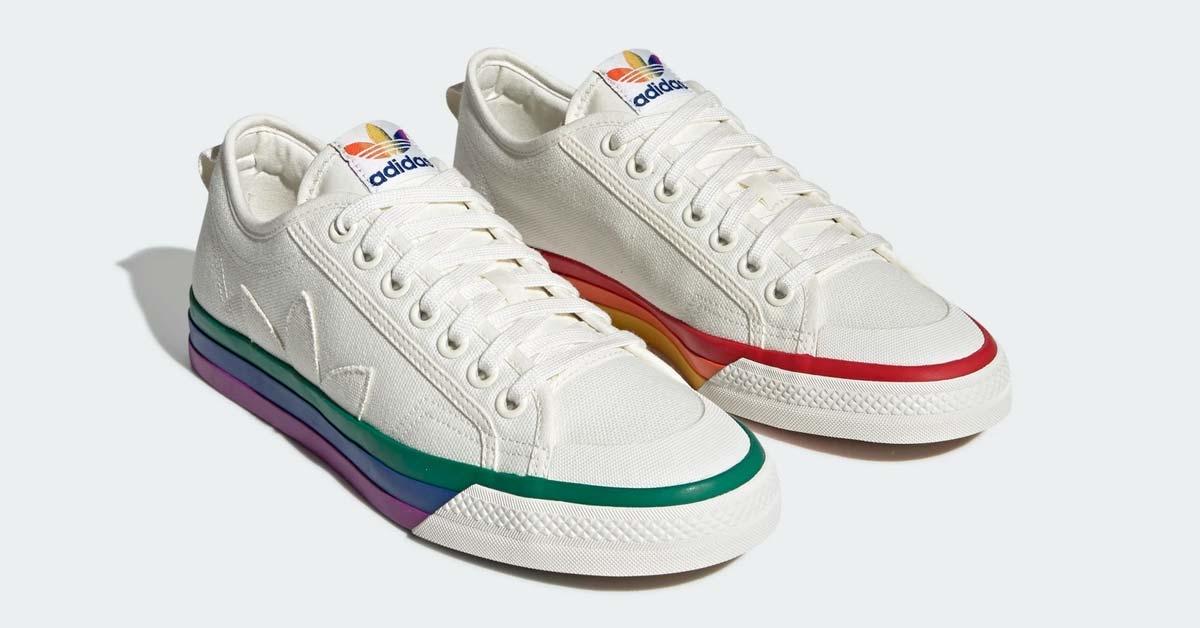 Adidas Nizza Pride EF2319