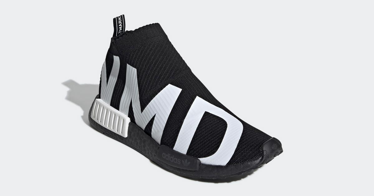 Adidas NMD CS1 Sort Hvid EG7539