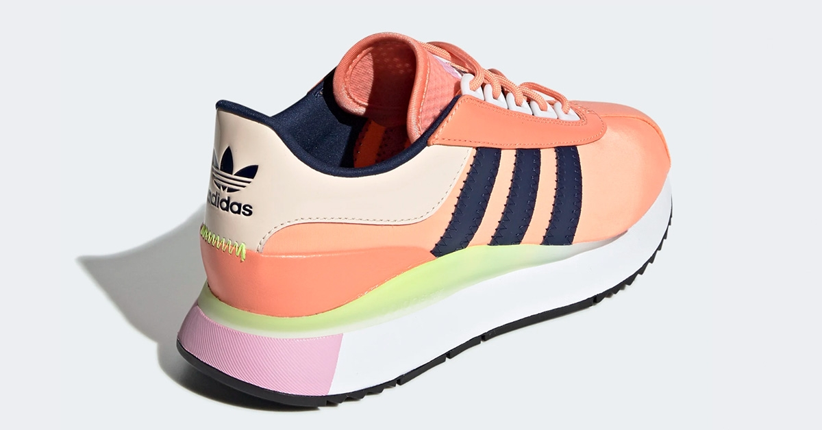 Adidas SL Andridge Coral til kvinder EF5549