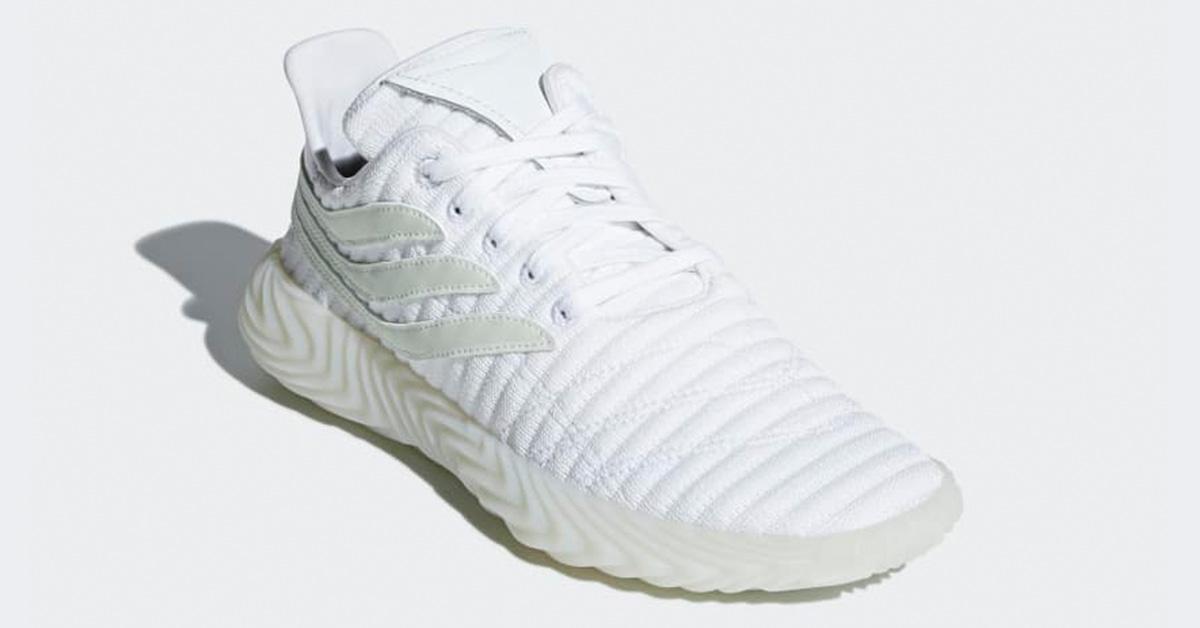 Adidas Sobakow Hvide B41966