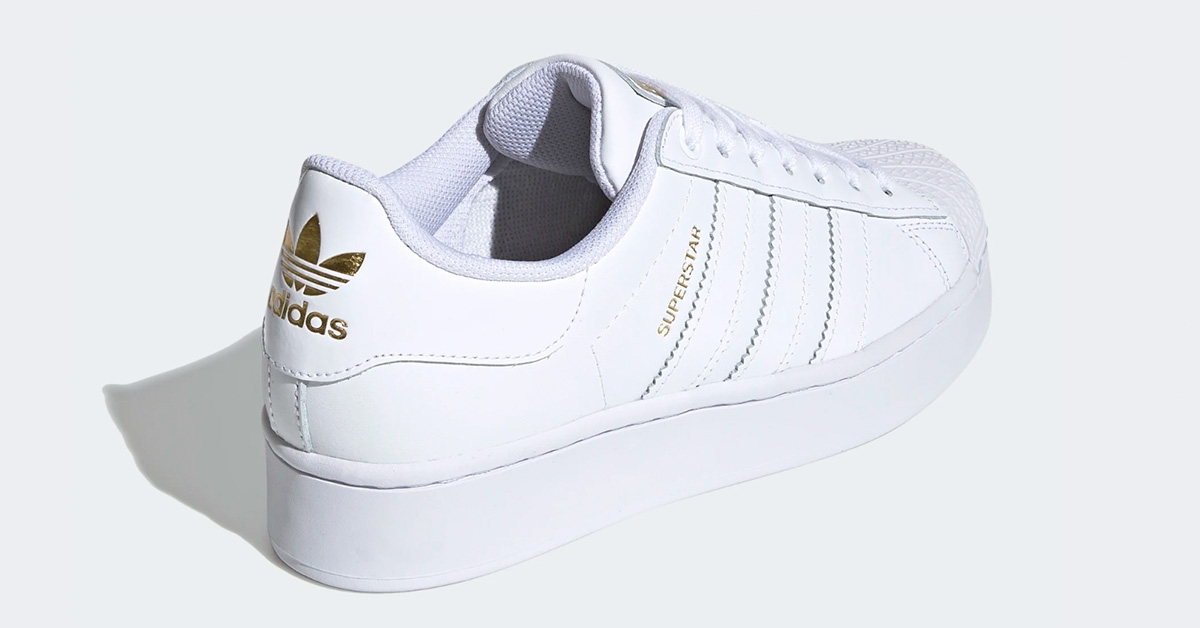 Adidas Superstar Bold Hvid FV3334