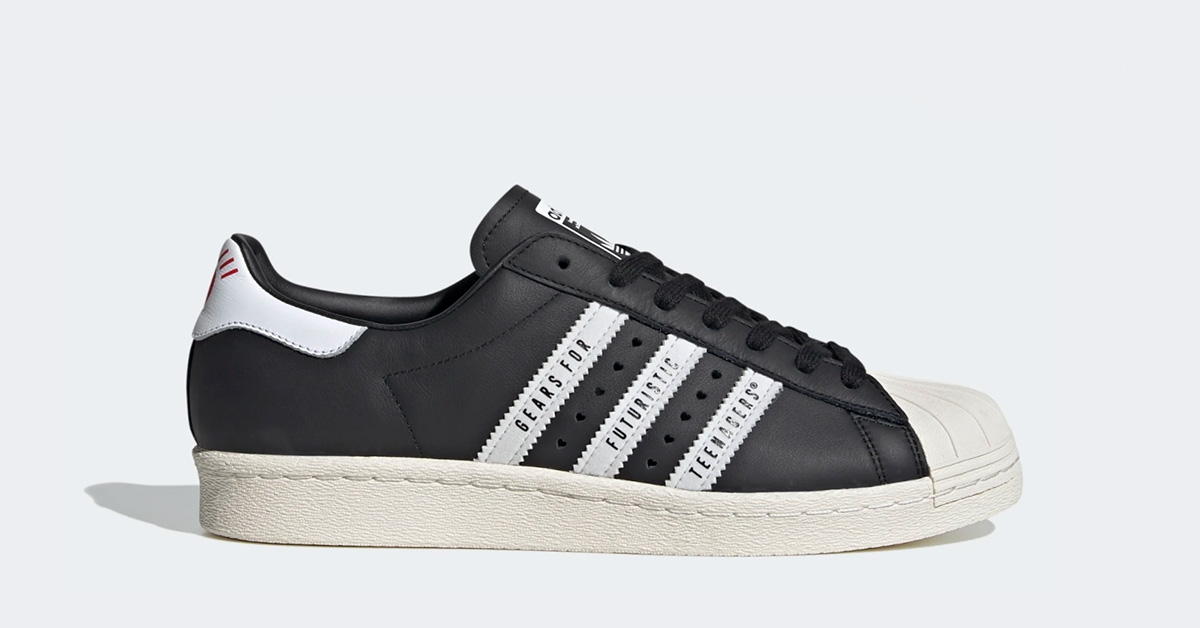Adidas Superstar Human Made Sort FY0729