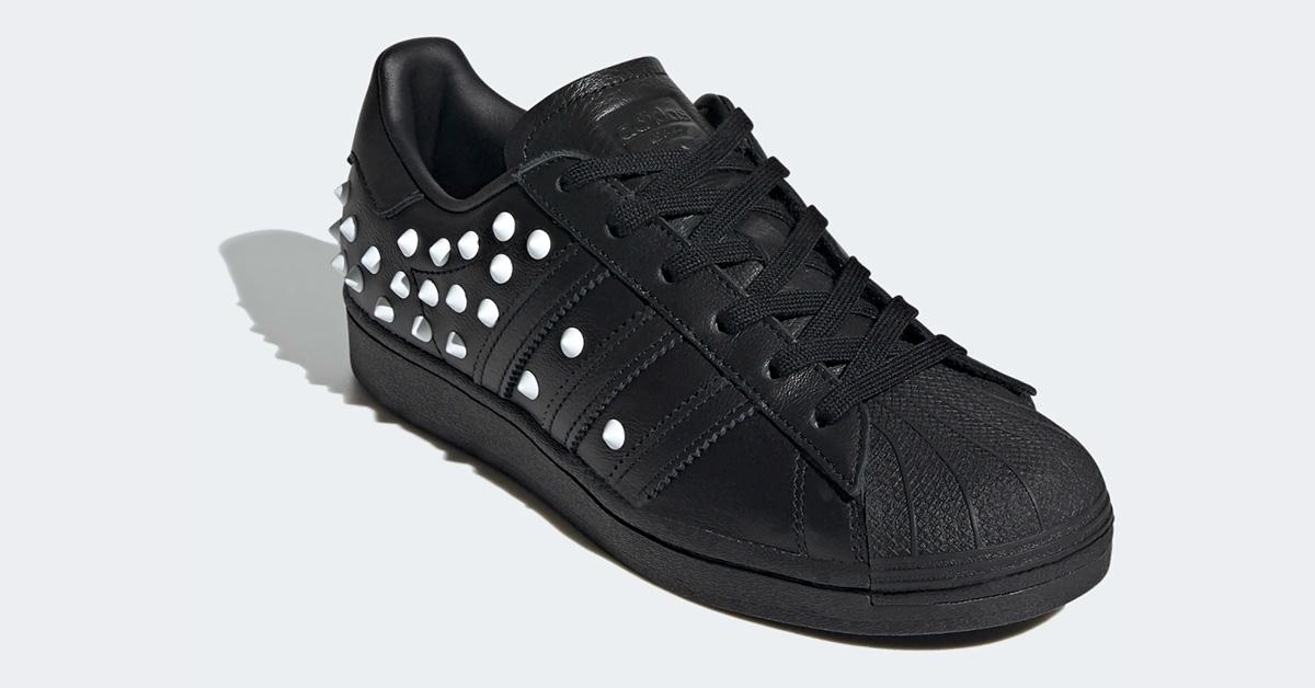 Adidas Superstar Spikes Sort til Kvinder FV3343