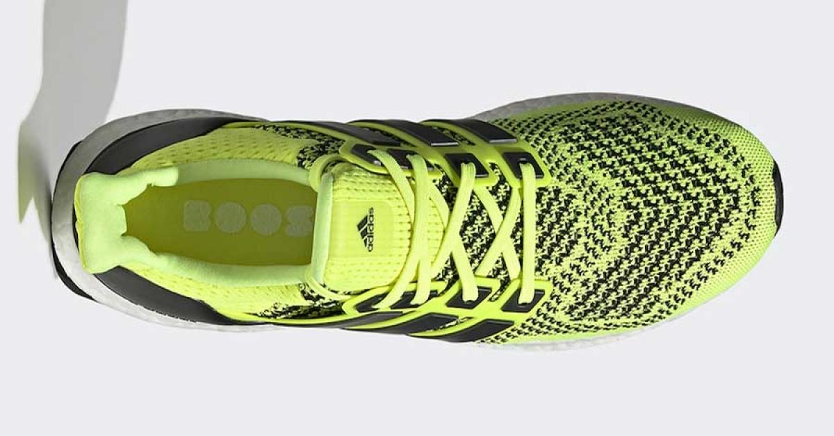 Adidas Ultra Boost 1.0 Solar Yellow EH1100