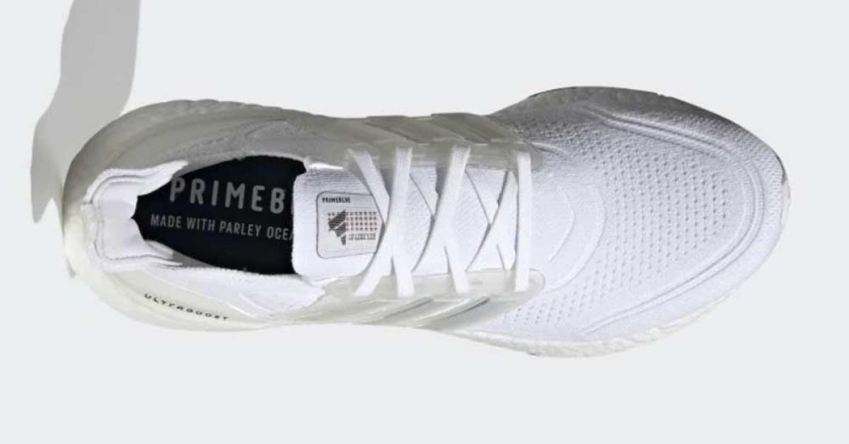 Adidas UltraBOOST 21 Hvid FY0846