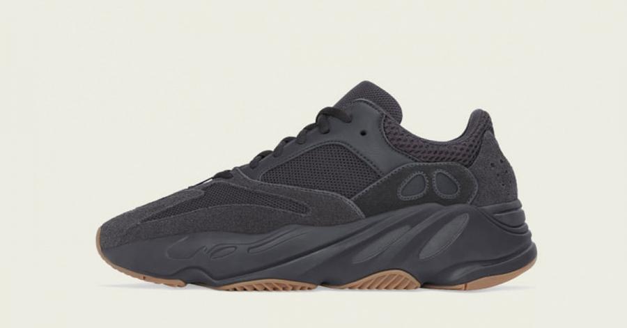 Adidas Yeezy Boost 700 V2 Utility Black