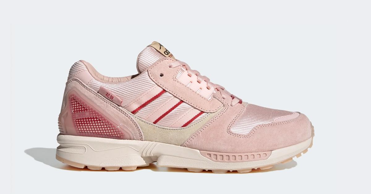 Adidas ZX 8000 Pink FU7308