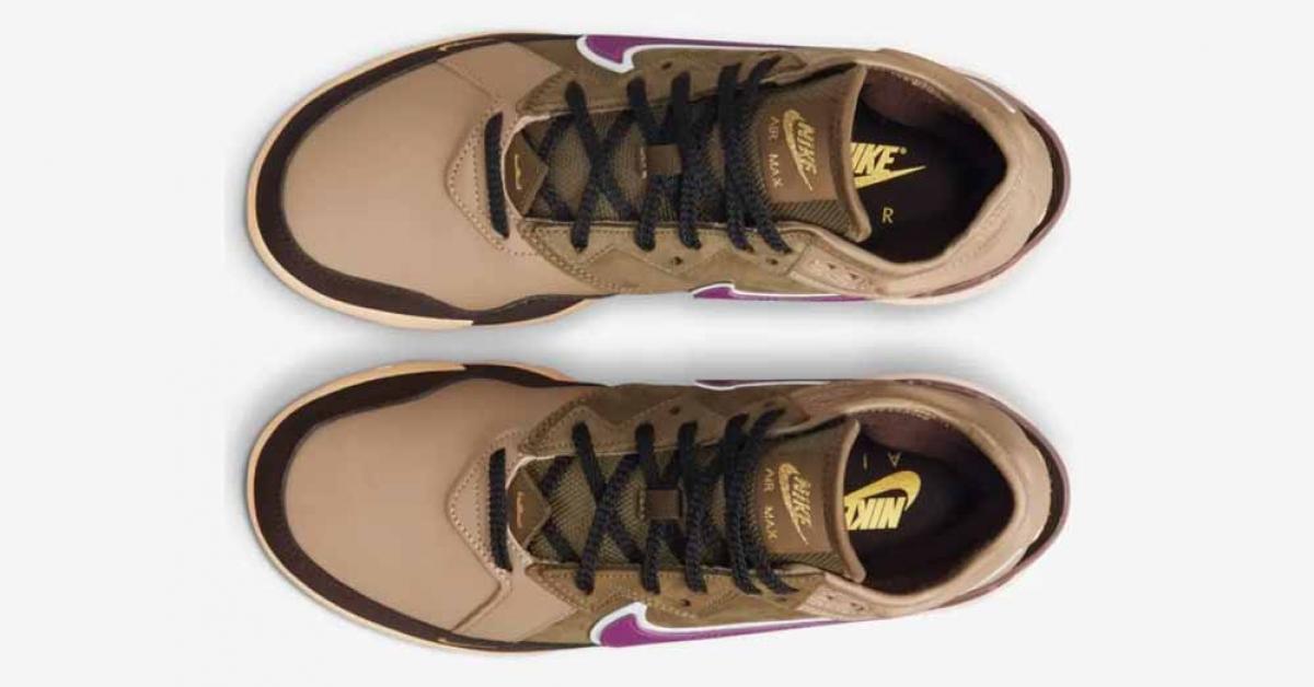 Atmos x Nike Lebron 18 Low Viotech