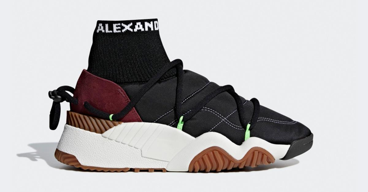 AW x Adidas Puff Trainer DB2614
