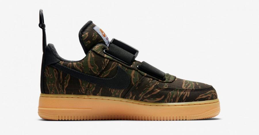 Carhartt WIP x Nike Air Force 1 Utility Low