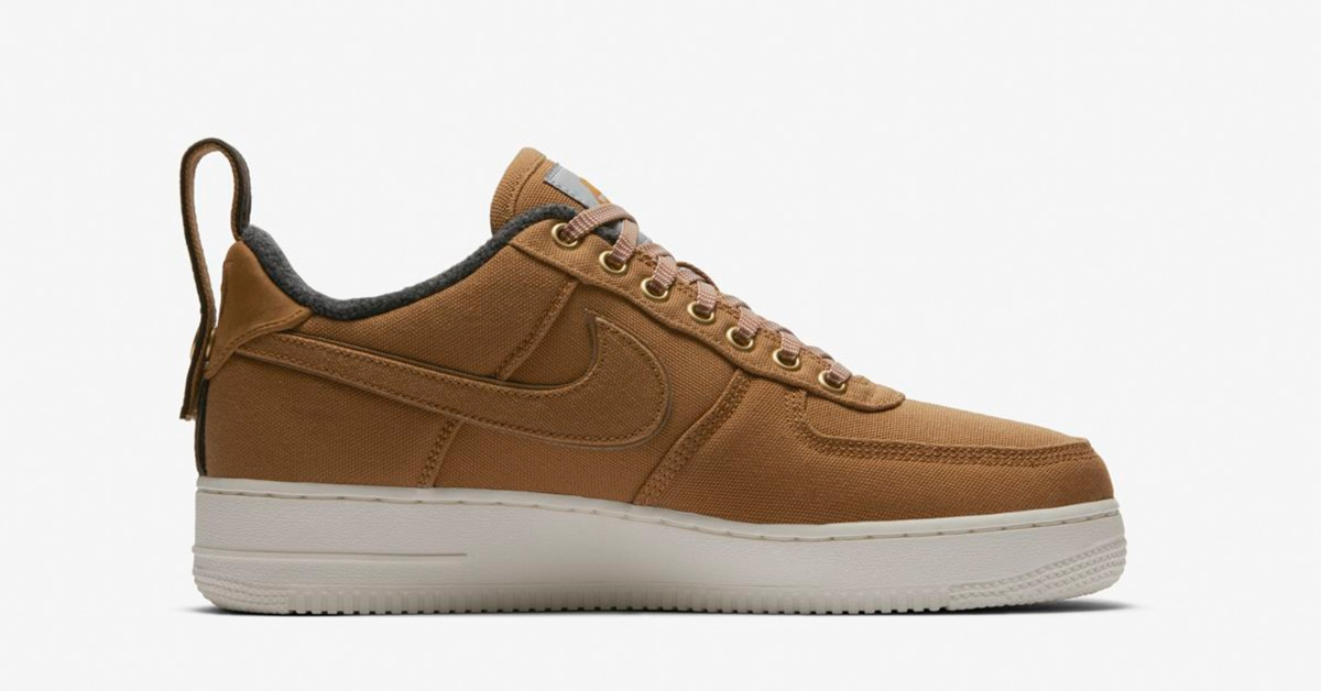 Carhartt WIP x Nike Air Force 1