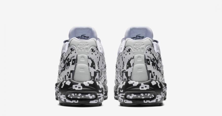 Cav Empt x Nike Air Max 95 Hvid AV0765-100
