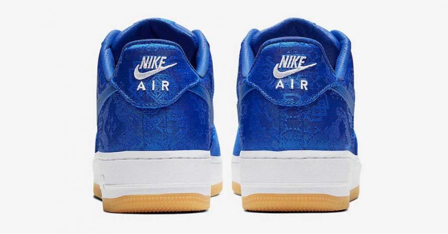 Clot x Nike Air Force 1 CJ5290-400