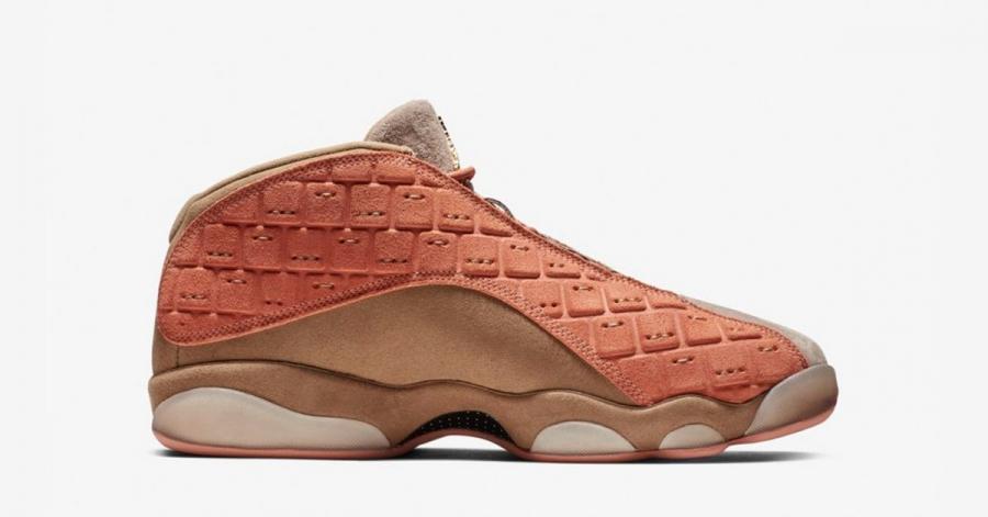 Clot x Nike Air Jordan 13 Low