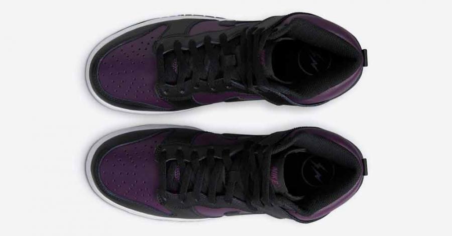 Fragment x Nike Dunk High Beijing DJ0382-600