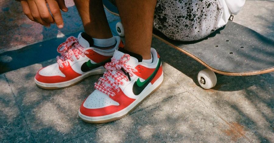 FRAME x Nike SB Dunk Low CT2550-600