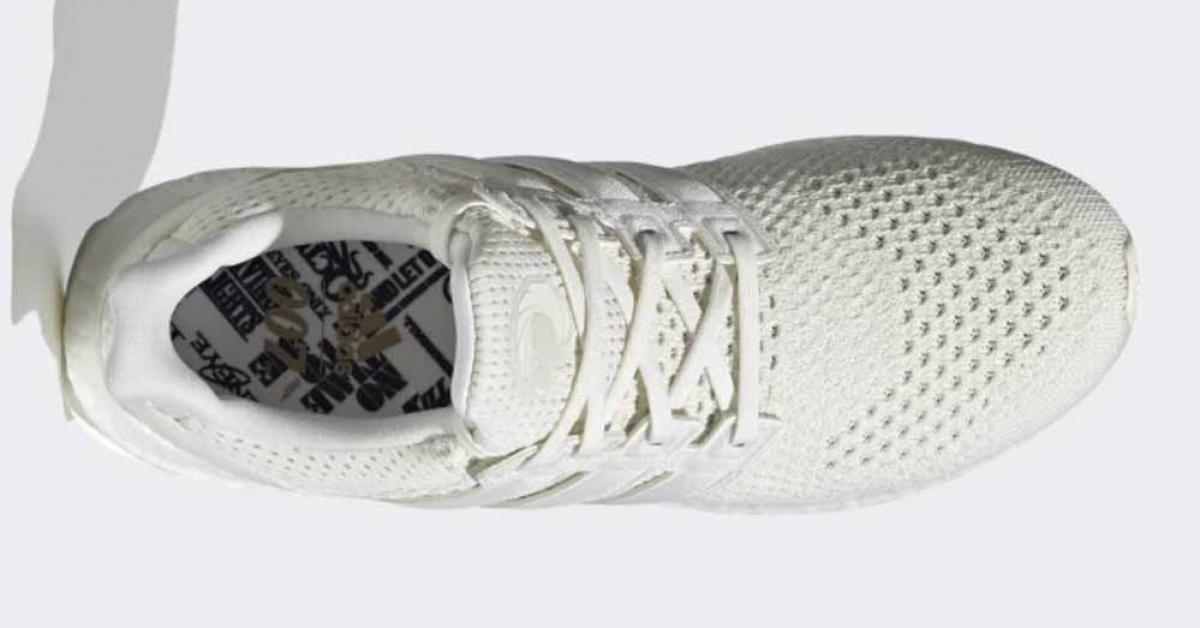 James Bond x Adidas Ultra Boost DNA White Tuxedo FY0648