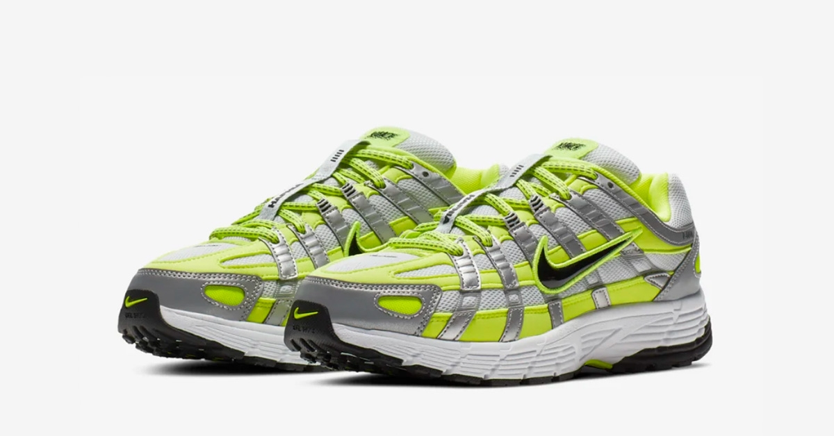 Naked x Nike P-6000 - Cool Sneakers