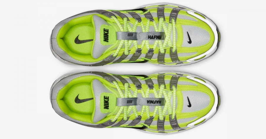Naked x Nike P-6000