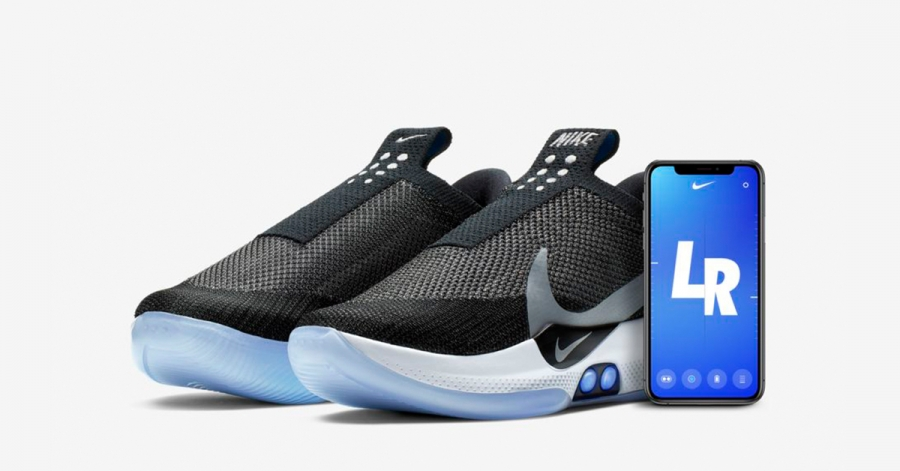 Nike Adapt BB Sort AO2582-001