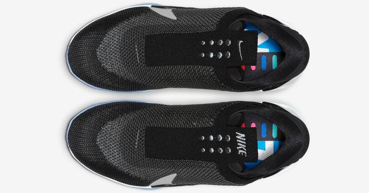 Nike Adapt BB Sort Cool Sneakers