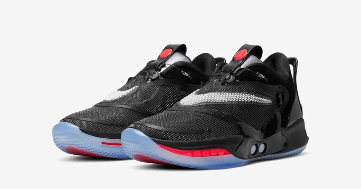 Nike Adapt BB 2.0 Cool Sneakers