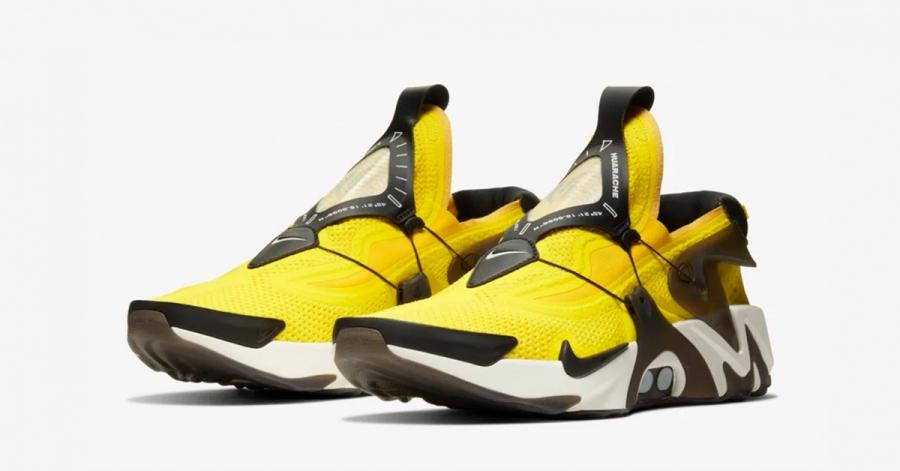 Nike Adapt Huarache Gul