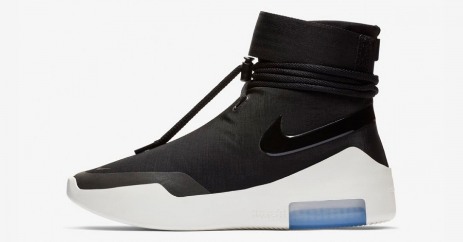 Nike Air Fear of God Shoot Around Sort Hvid AT9915-001